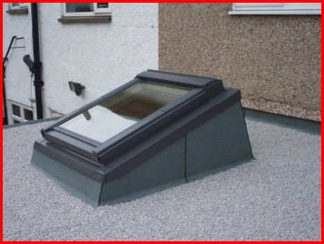 Velux Amp Fakro Roof Window Installers In West Lothian