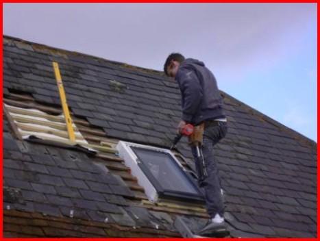Velux Amp Fakro Roof Window Installers In West Lothian