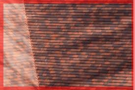 Clay Rosemary Roof Tiles in Scotland
